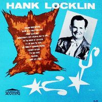 Cover Hank Locklin - Hank Locklin [1962]